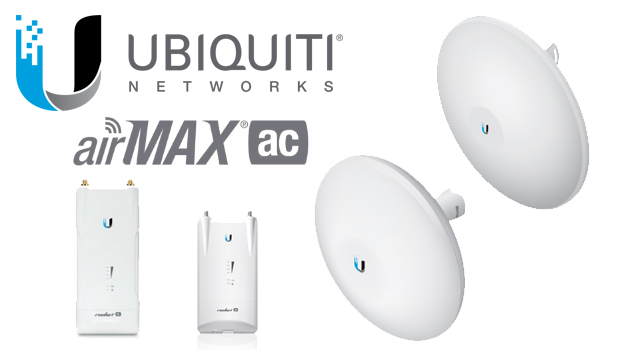 Ubiquiti Wireless Access Points & Wireless Bridges - Louisiana IT