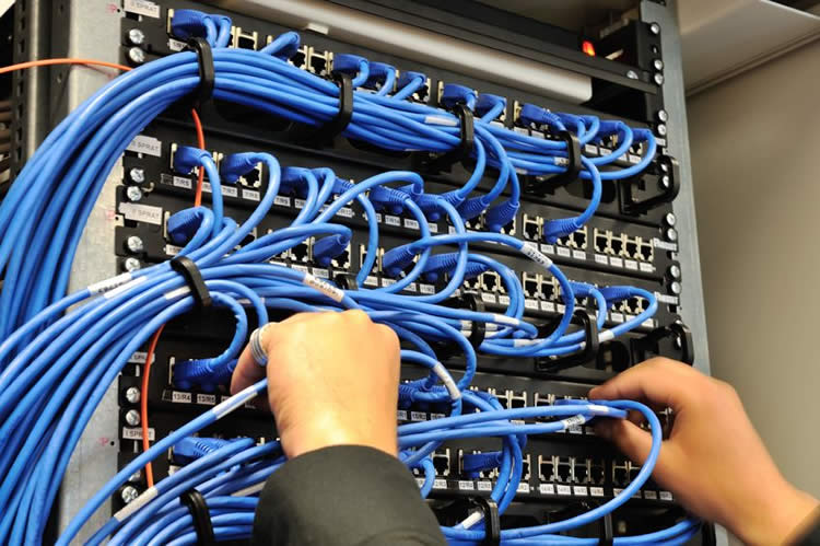 IT Solutions Data Cabling